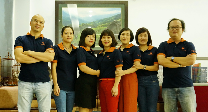 Vietnam Culinary Travel Team